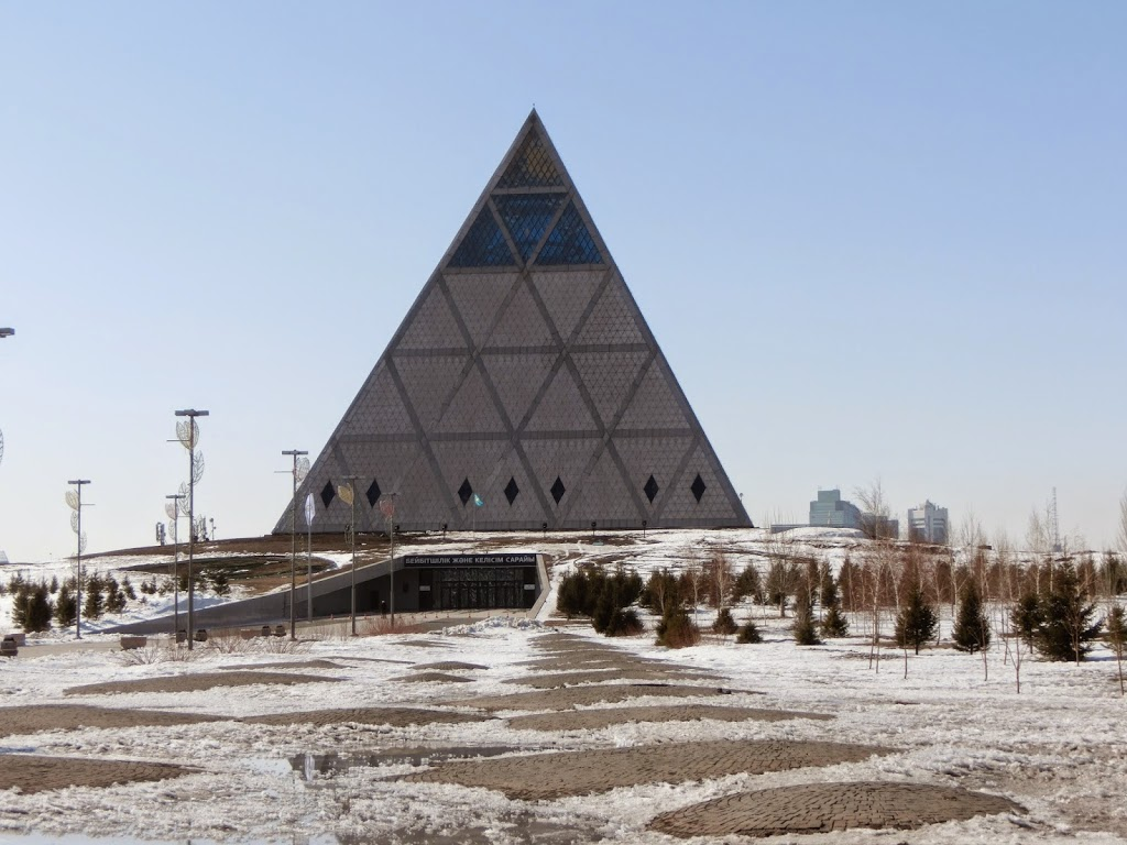 Hauptstadt Kasachstans