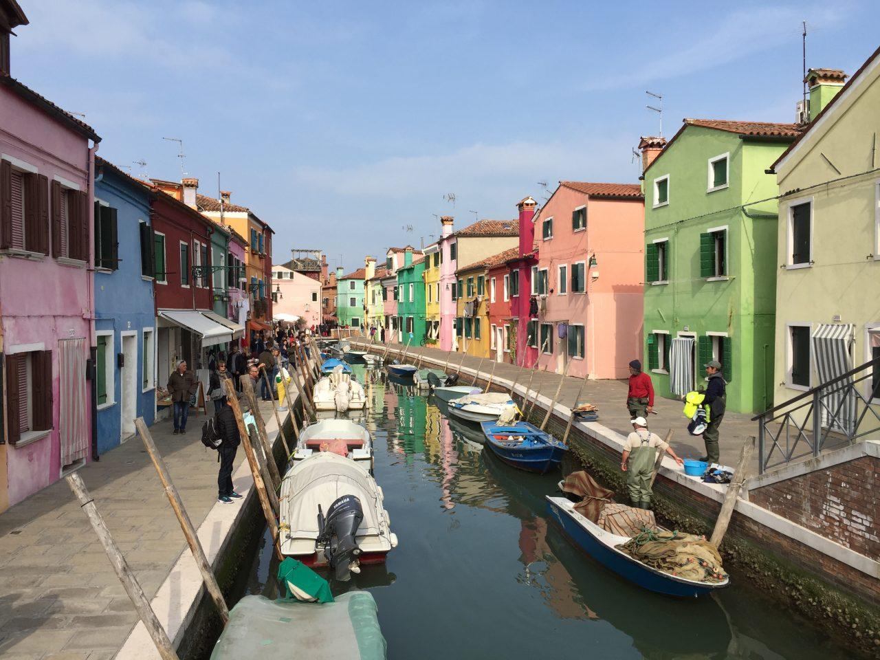 Von Venedig bis Danzig