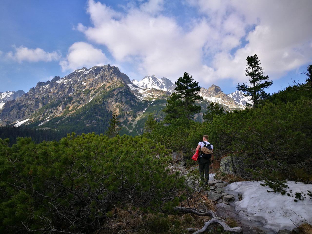Überraschungsreise nach Georgien und ins Tatra Gebirge