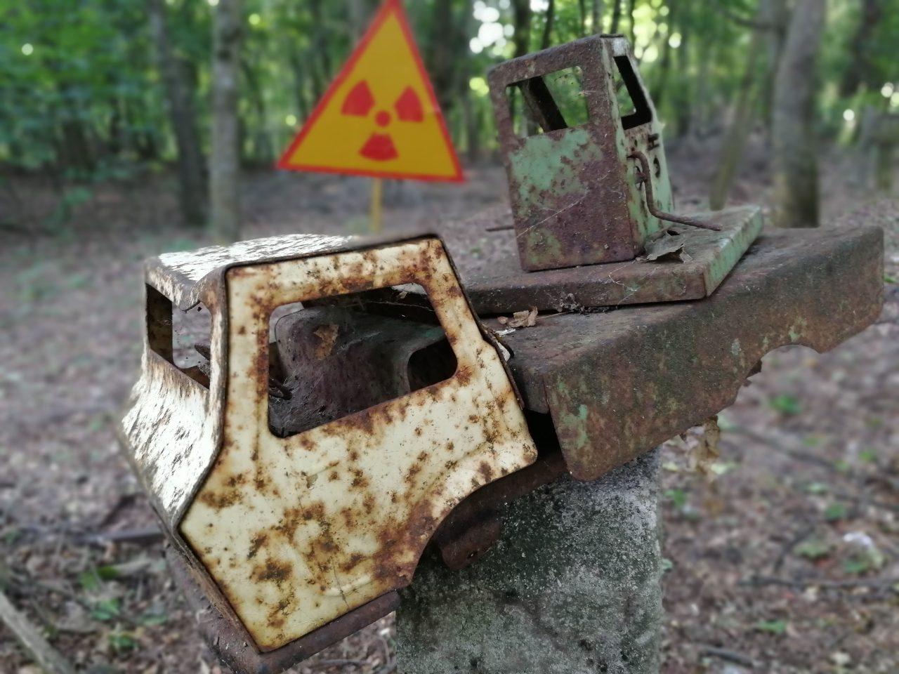 Von Tschernobyl über Istanbul nach Griechenland
