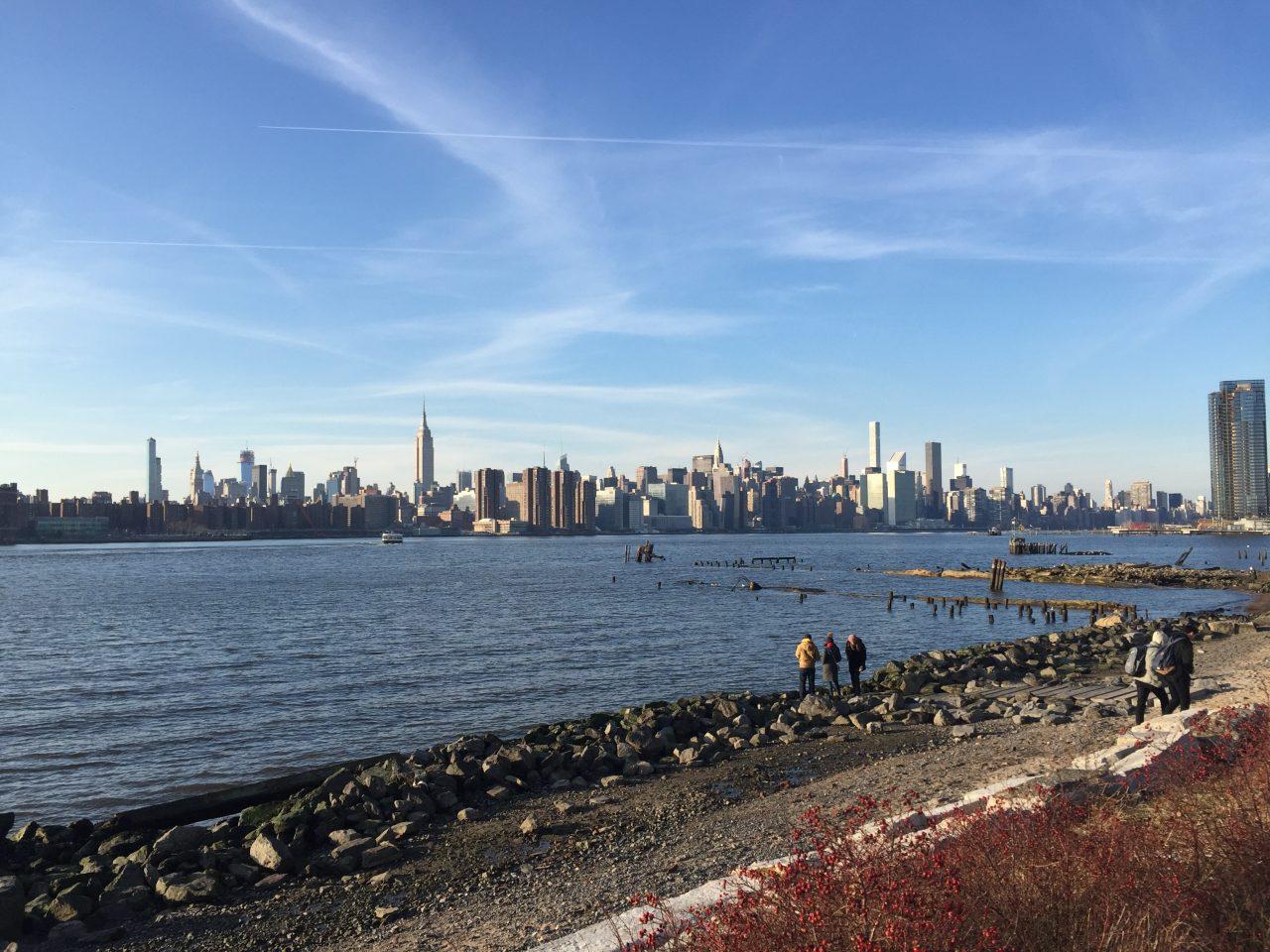 Die ersten Tage New York