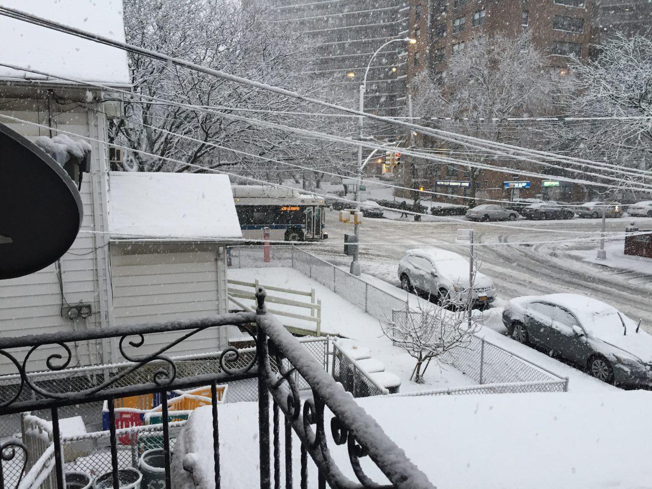 Mein erster Snow-Day