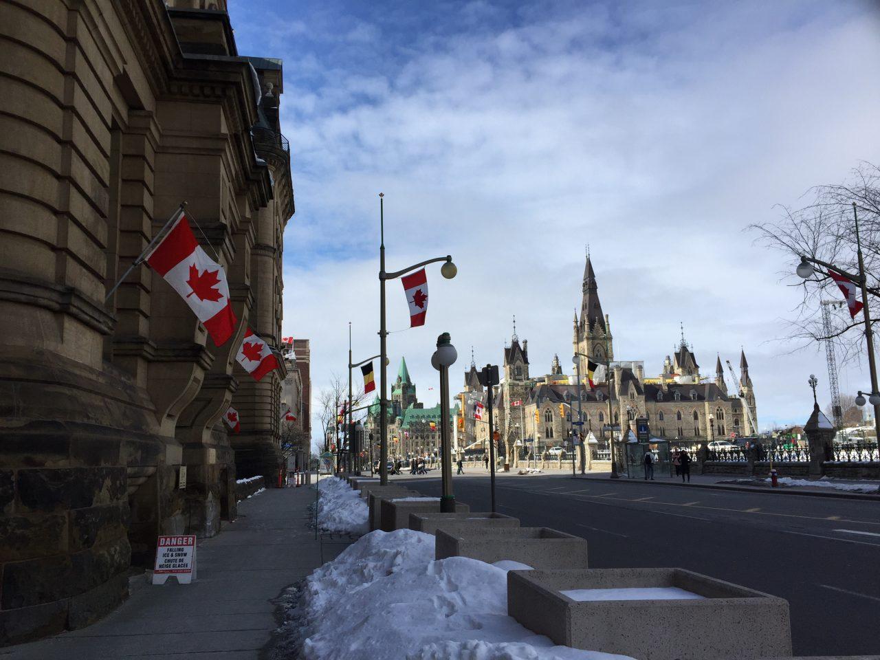 5-Tages-Ausflug nach Boston und Kanada