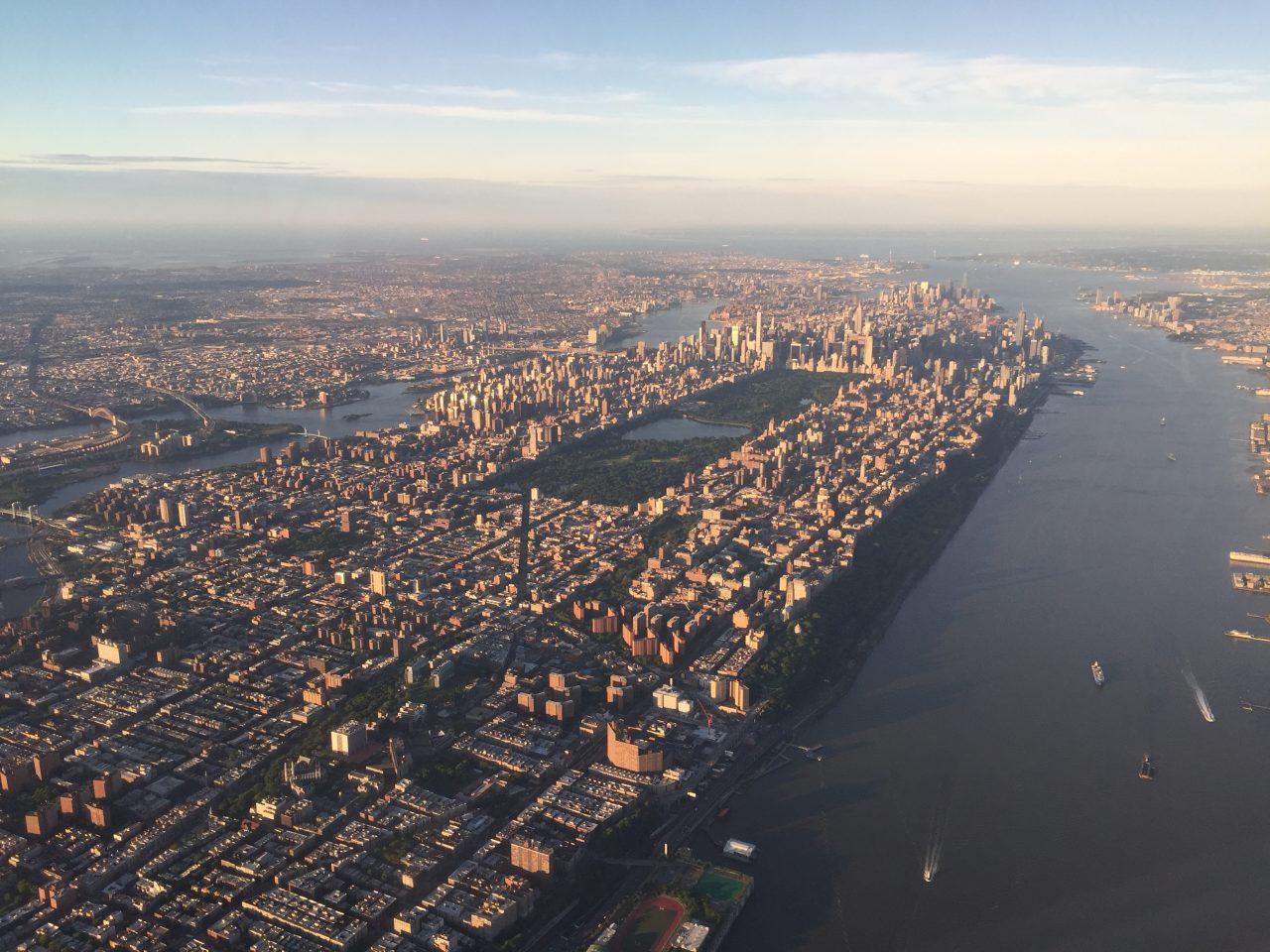 New York mit Susann erkunden
