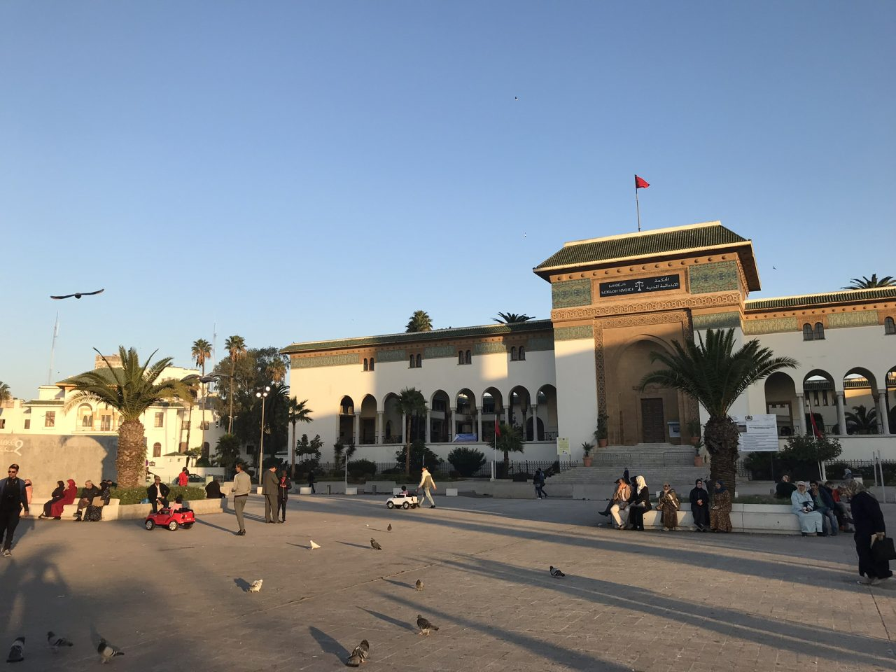 5 Tage durch Marokko